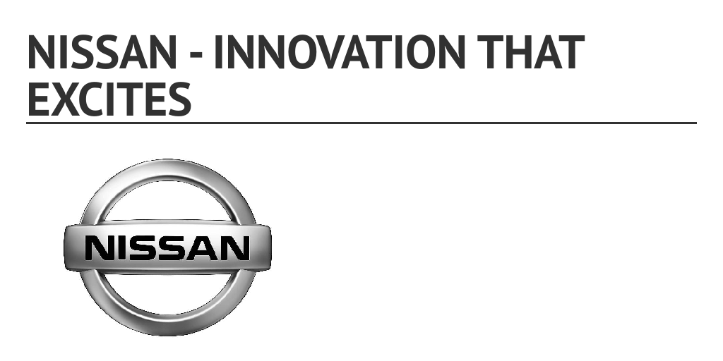 NISSAN - INNOVATION THAT EXCITES by 0153710 - Infogram