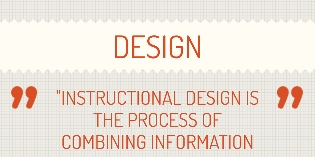 Good Instructional Design by K J - Infogram