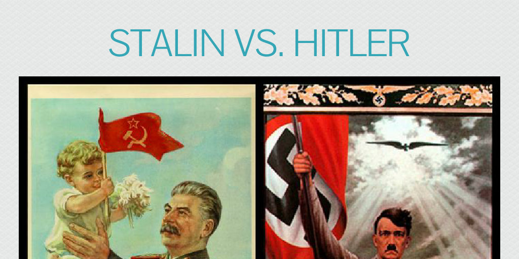 hitler and stalin's impact on the Stalin's impact on russia and the russian that stalin had on russia and the russian people as many times stalin has been compared to hitler.