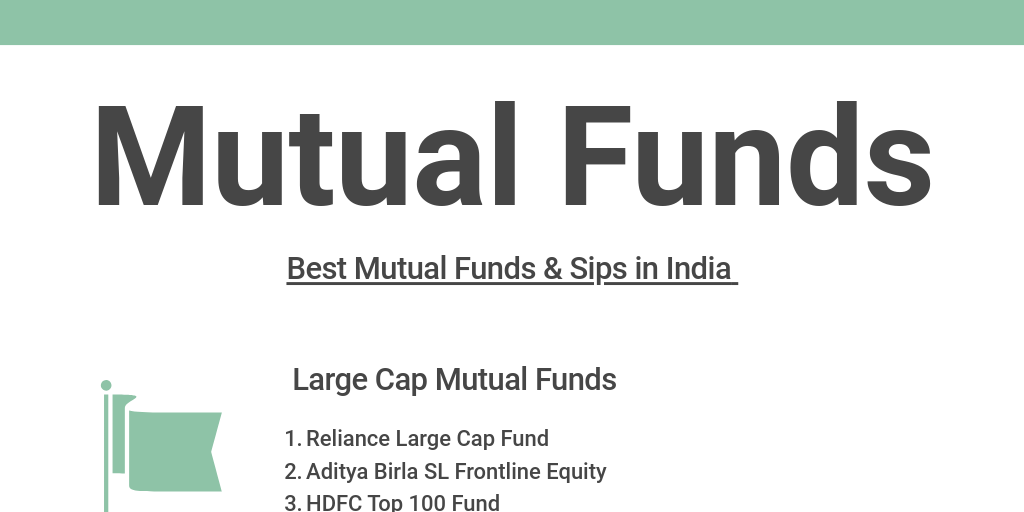 Best Mutual Funds in 2109 by Shubham   - Infogram