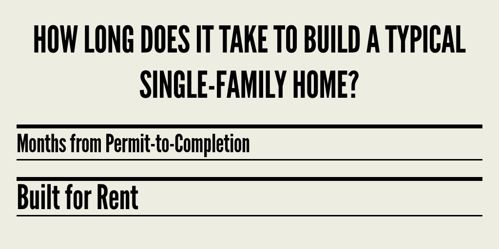 How Long Does It Take To Build A Home By National