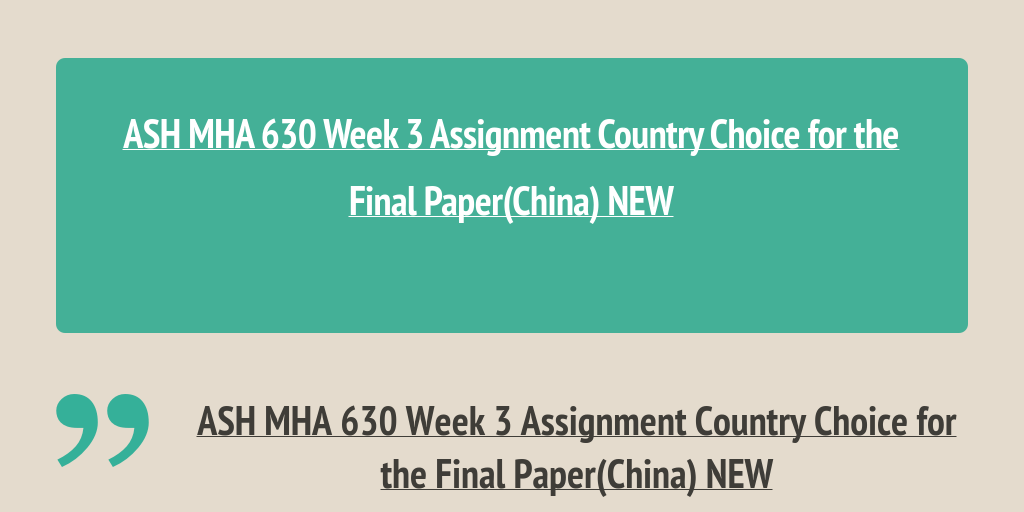 mha 620 final paper The paper mha 620 mentor education is power/mha620mentorcom slide 6 mha 620 week 2 dq 1  mha 620 week 6 final policy research paper.