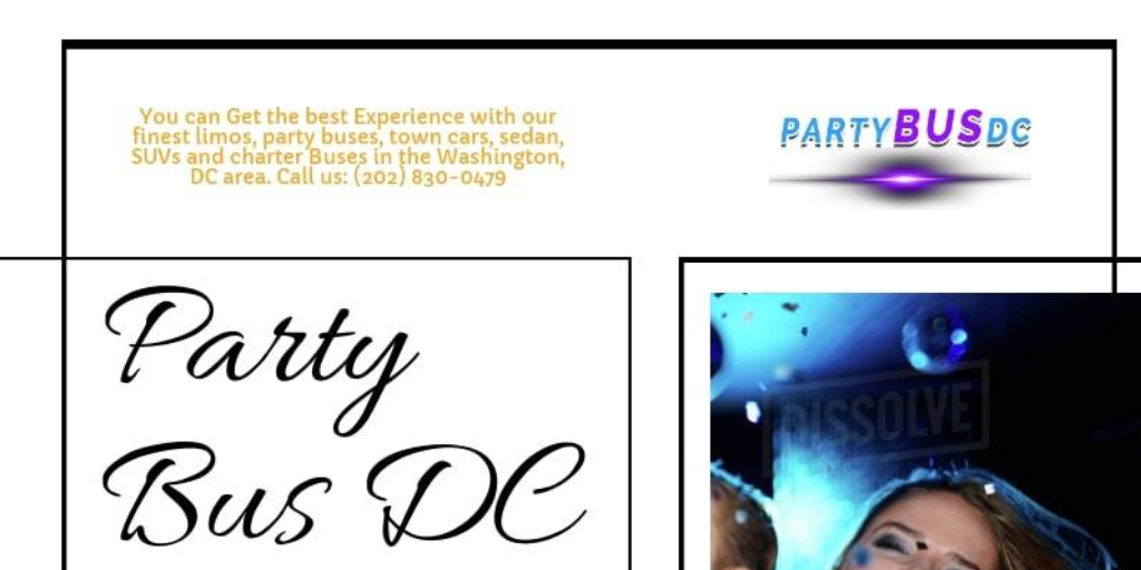 Party Bus DC Rental by Partybus dcrental - Infogram