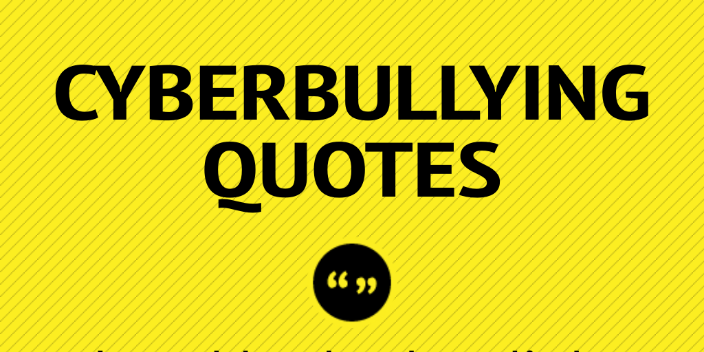 Cyber Bullying Quotes   Cyberbullying Quotes By Che0739 Infogram