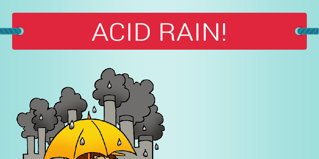 a discussion on how acid rains are formed Acid rain runs off the land and ends up in streams, lakes and marshes - the rain also falls directly on these areas as the acidity of a lake increases, the water becomes clearer and the numbers of fish and other water animals decline.