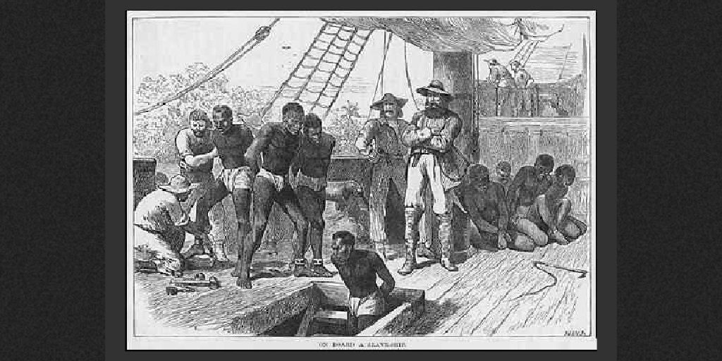 history of slavery You found it an incredible presentation on the history of slavery with lots of pictures of slaves and historic documents.