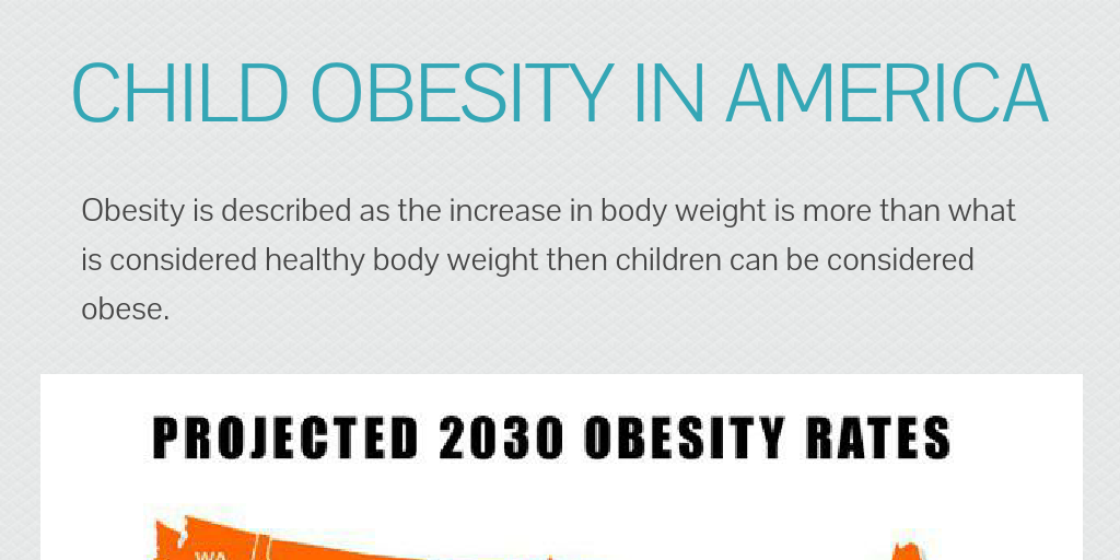america and childhood obesity Consequences of childhood overweight both the short term and long term effects of overweight on health are of concern because of the negative psychological and health.