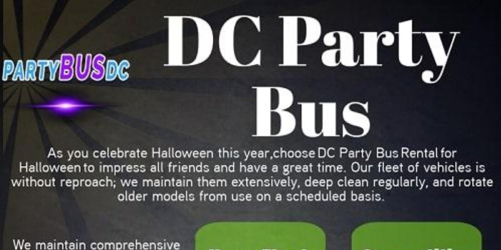 DC Party Bus