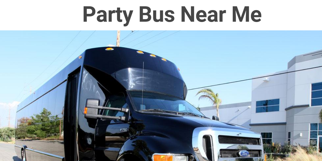 Party Bus Near Me by NATIONWIDE CHAUFFEUREDSERVICES - Infogram