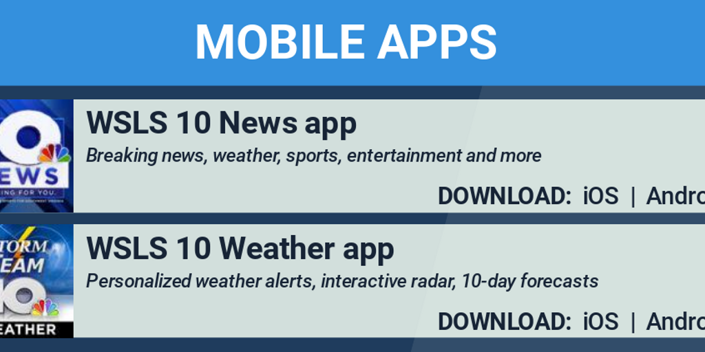 Apps from WSLS 10 News and WSLS com by Graham Media - Infogram