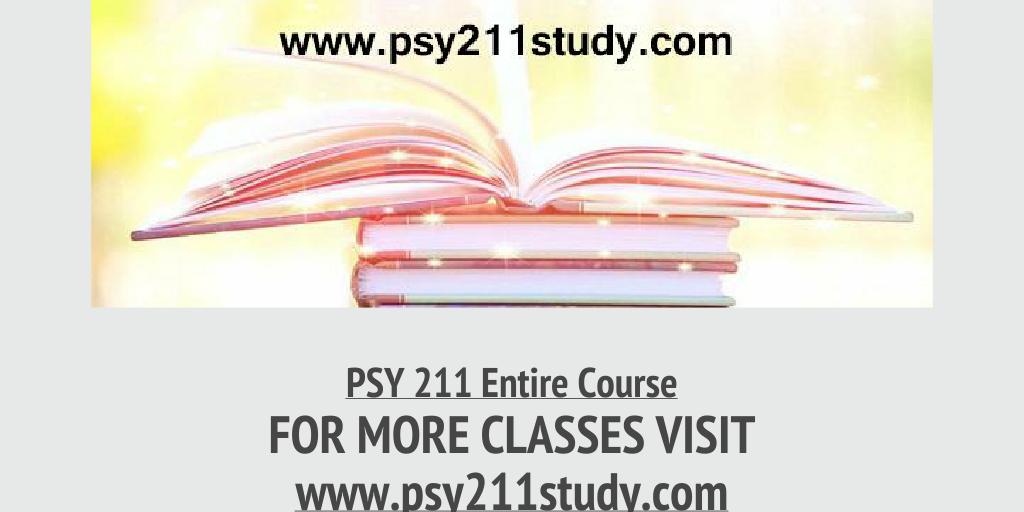 testing a theory psy 211 Study 55 psyc 211 test 2 flashcards from celeste d on studyblue.