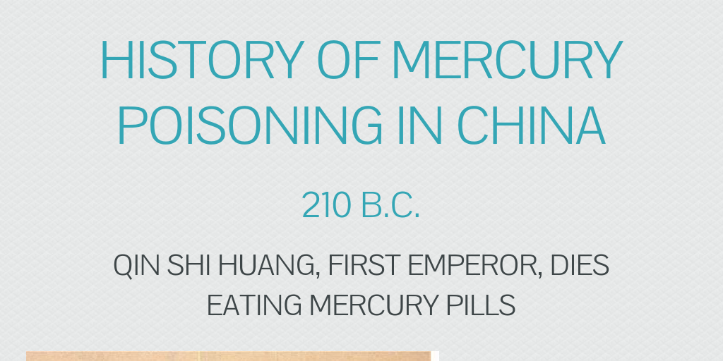 History of Mercury Poisoning in China by izzy_johnson