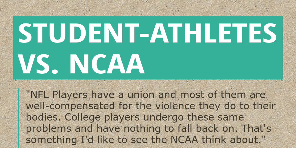 student athletes vs regular students essay The stress of college athletes vs other students is an infographic that highlights the special challenges college student-athletes face  this is an important.