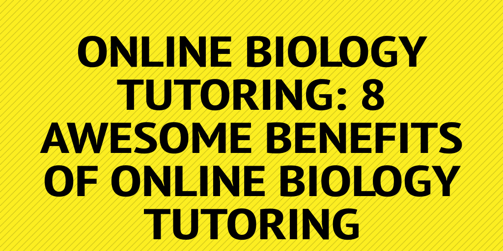 biology tutoring Get online tutoring and college  ready to assist college students who need homework help with all aspects of microbiology our biology tutors can help.
